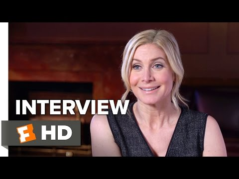 The Purge: Election Year Interview - Elizabeth Mitchell (2016) - Thriller Movie