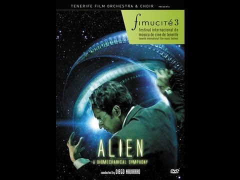 Alien: A Biomechanical Symphony (2009) video