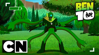 Ben 10 - Bentuition: Wildvine 02 (Original Short)