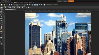 Tutorial: PaintShop Pro X5 Workspace Tour -- Edit