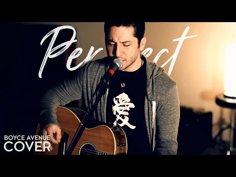 Pink - Perfect (Boyce Avenue acoustic cover) on iTunes‬ & Spotify Music Videos