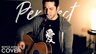 Watch Boyce Avenue Perfect video