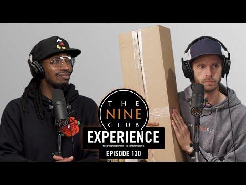 Nine Club EXPERIENCE #130 - Brandon Turner, Hosea Peeters, Birdman Jr.