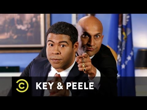 Obama's Anger Translator - Key & Peele: Obama's Anger Translator - Victory