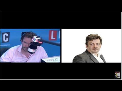 David Aaronovitch slams Exaro News' VIP child abuse reporting on LBC