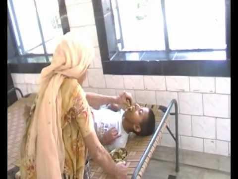 Disabled Patients At Pingalwara, Jalandhar, Panjab video