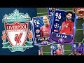 Download Full Liverpool Special Card Squad Builder in FIFA Mobile 19 UCL Salah UTOTS Van Dijk