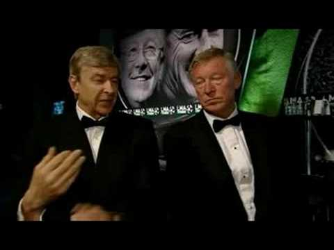 Sir Alex Ferguson & Arsene Wenger