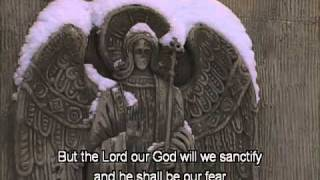 02 - God is with us / С нами Бог (Russian Christmas)