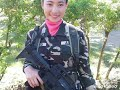PHILIPPINE FEMALE SOLDIERS: Women Power And Beauty