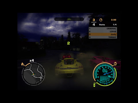 Como poner y activar el modo noche en el Need For Speed Most Wanted (Night Mode)