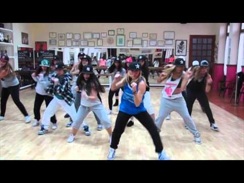 Coreografía Por Ana Founaud De bubble Butt Por Major Lazer Ft Tyga, Bruno Mars & Mystic video