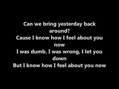 Miranda Cosgrove - About You Now (Lyrics)