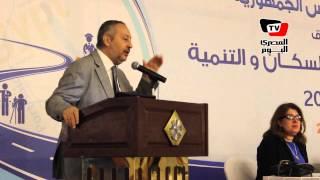 ماجد عثمان : عدد سكان مصر تضاعف مرتين في ٣٢ سنة