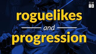 Should Roguelikes Have Persistent Upgrades? | Game Maker's Toolkit