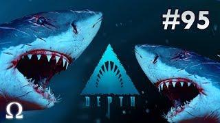 AWESOME NEW NIGHT-TIP SHARK SKIN! | Depth #95 Divers vs Sharks Ft. Satt, Toonz, Gorilla