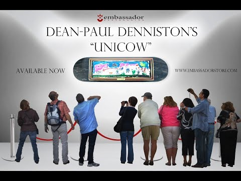 "Dean Paul Denniston's ""UNICOW"" Pro Model! AVAILABLE NOW!"