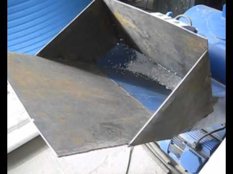 Дробление отходов минплит rutube