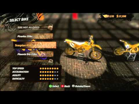 Trials Evolution Let's Play Crash County Part Two / Three