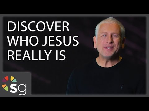 Who Is Jesus? Video Bible Study with Louie Giglio - Session 1 Preview