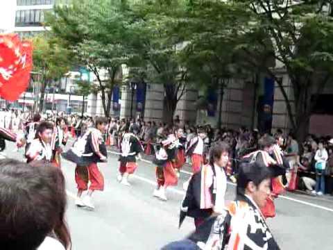 能登國涌浦七士 ~KOBE ALIVE2009・神戸花時計線