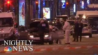 American Family Describes Being Caught Up In Paris Shooting Attack | NBC Nightly News