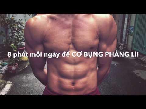 Tập bụng đơn giản mà hiệu quả ngay tại nhà!  - Street Workout Lang Hoa