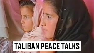 Taliban and U.S. Peace Talks