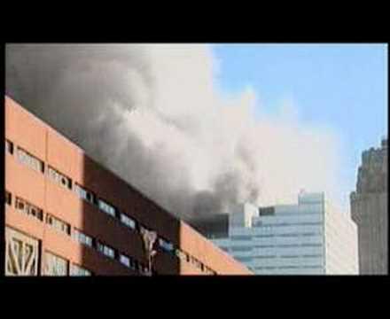 WTC building 7  footage 2