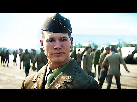 CALL OF DUTY WWII Bande Annonce VERSION LONGUE