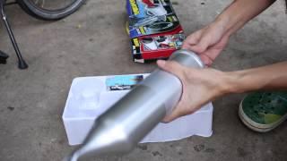 Tinhte.vn - Trên tay ống Pô dành cho xe đạp