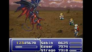 FF6 Descend Into Darkness: Diablos