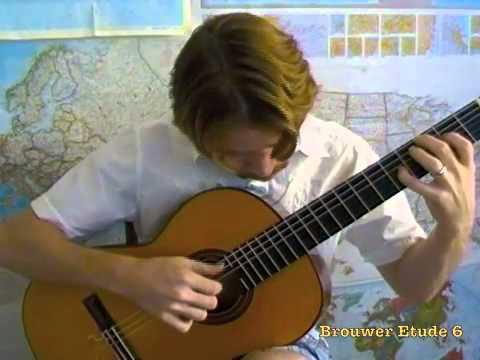 Leo Brouwer - Study Vi