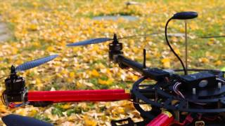 YS-X4 Multicopter Autopilot Demonstration Video (promo)