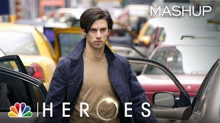 Heroes - The Best of Peter Petrelli (Mashup)