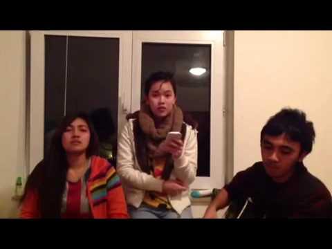 Baku Jaga - Ungu (Cover) By: Raymond, Chika, Gio