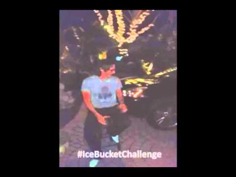 Rick Springfield - #IceBucketChallenge