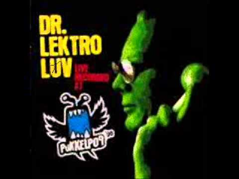 Dr.Lektroluv :  LIVE Recorded at Pukkelpop 08