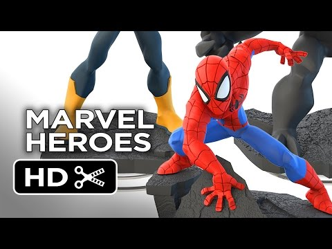 Disney Infinity: Marvel Super Heroes - First Look (2014) - Video Game HD