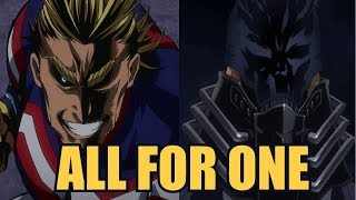 My Hero Academia Episode 47 Review - All For One the Ultimate Evil Arrives!
