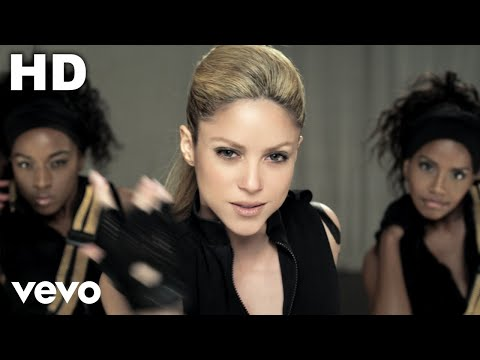 Shakira - Give It Up To Me Music Videos