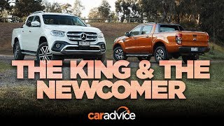 2018 Ford Ranger Wildtrak v Mercedes-Benz X-Class comparison review