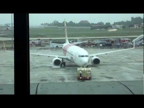 Air India Express IX481 : Flying from Thiruvananthapuram to Kochi