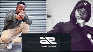 Ambitiouz Entertainment supports Kid Tini and Areece Beef. || Tusko_D Vlogs