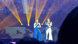 Convergys 15th anniv - Sarah G and Regine