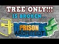 Prison Architect Is A Perfectly Balanced Game With No Exploits   The Forestry Only Challenge