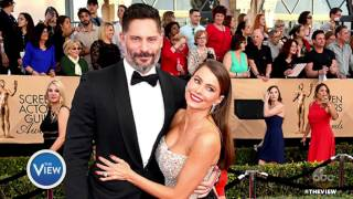Joe Manganiello On Romantic Things He Does For Wife Sofia Vergara | The View
