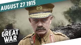 The Battle of Hill 60 - Lunatic Persistence in Gallipoli I THE GREAT WAR - Week 57