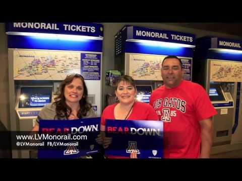 Las Vegas Travel Guide for Spring - Summer 2014 | Las Vegas Monorail Review