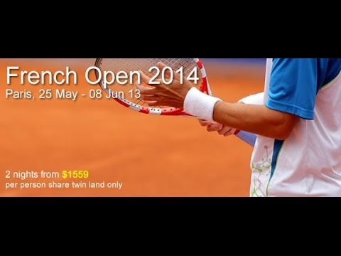 FReE®™Roland Garros Live streaming HD Video French Open TV Online Video Coverage